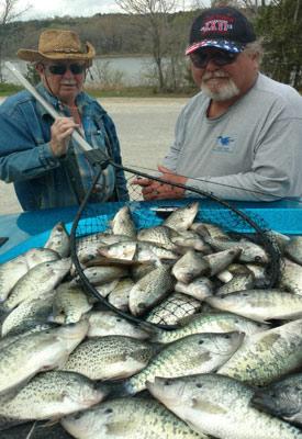 Kentucky lake fishing report for Tn fishing regulations 2017