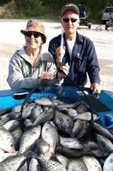 Crappie fishing pictures for Kentucky lake crappie fishing report
