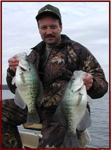 Kentucky Lake Fishing Guide