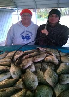 Kentucky Lake Fishing Report